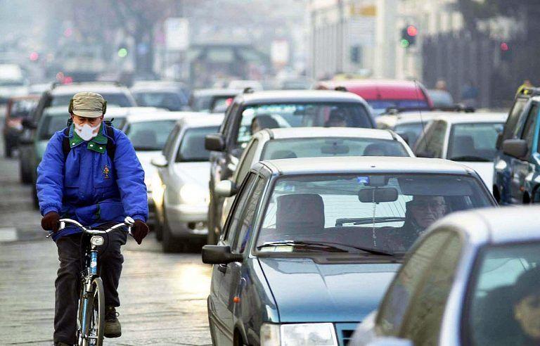 Pescara, traffico in lockdown ma non calano le polveri sottili