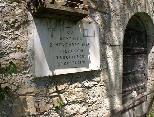 Roccaraso, Anpi denuncia degrado dei luoghi dell'eccidio di Pietransieri