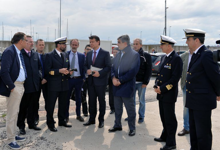 Pescara, la Regione draga il porto per riattivare il traghetto con la Croazia