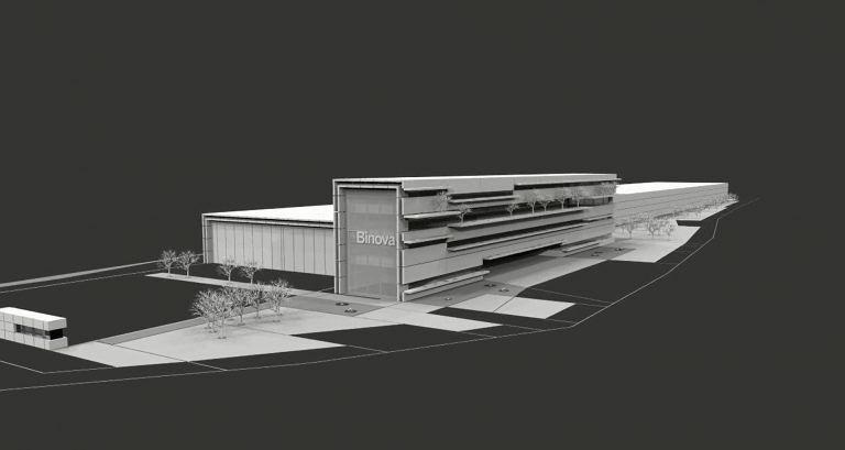 Notaresco, rinascita industriale del territorio col marchio Binova