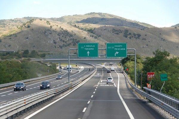 Adunata Alpini L'Aquila: le modifiche a viabilità Arpa e Strada dei Parchi
