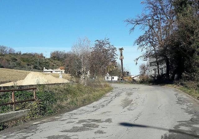 Strada provinciale Orsogna- Lanciano, interviene CasaPound