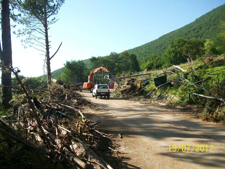Rigopiano-Vado di Sole: riapre la strada per Campo Imperatore