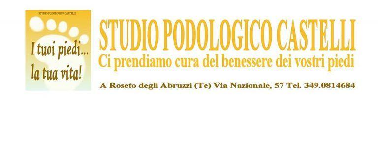 Studio Podologico Castelli: professionisti per il benessere dei tuoi piedi Roseto