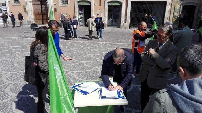 Polfer Sulmona, raccolte mille firme contro la chiusura