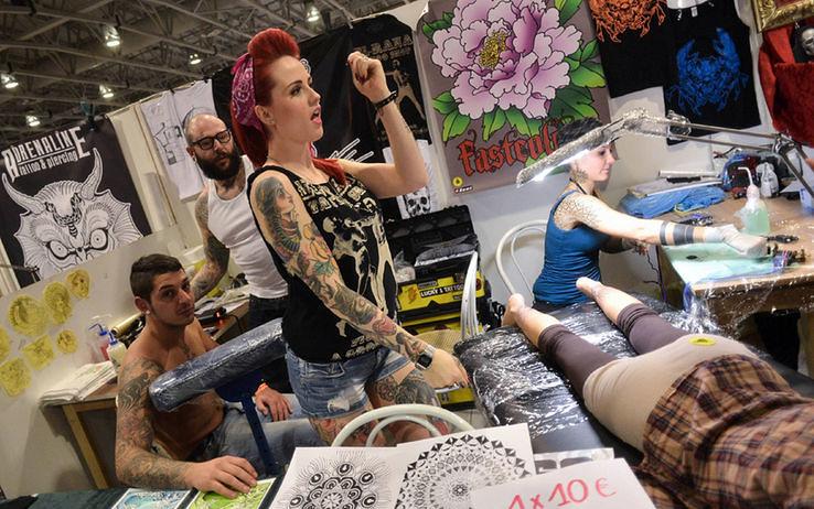 East Coast Tattoo Convention: per la prima volta a Montesilvano