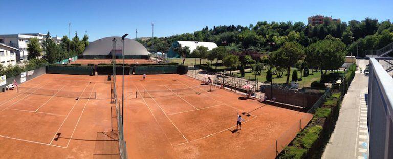 Roseto, tutto pronto al Tennis Club per il Torneo Nazionale