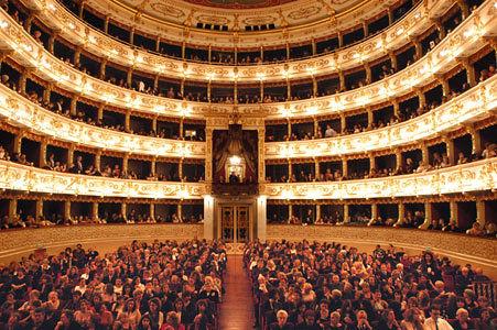 Comune di Ortona e Istituto Tostiano al Teatro Regio di Parma