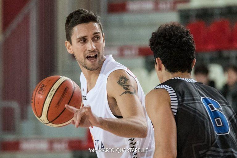 Basket serie B, La Meta Teramo alla prova della capolista Napoli