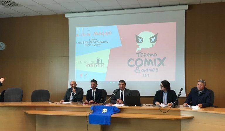 Misure urgenti al Governo: nell'appello dei Festival di Fumetto c'è anche quello del Teramo Comix