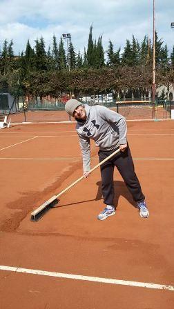 La Terra Rossa agli Internazionali di Tennis a Francavilla al Mare