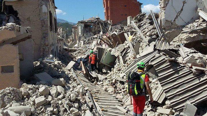 Terremoto Centro Italia, 3146 le persone assistite in Abruzzo