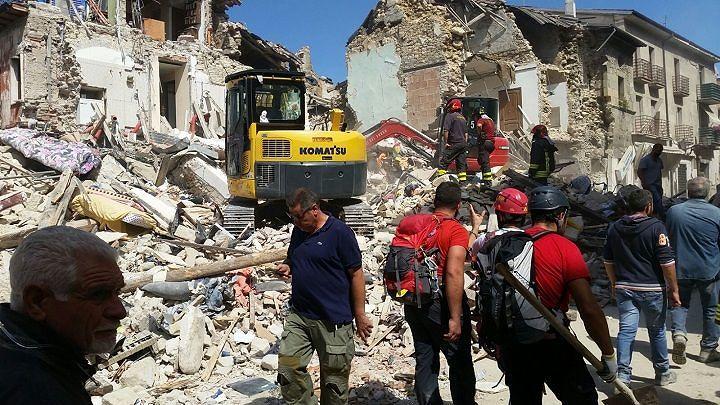 Pescara si mobilita per le popolazioni colpite dal sisma