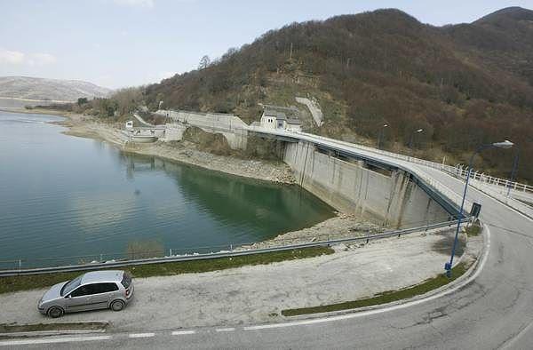 Terremoto: il pericolo diga di Camposto e le rassicurazioni dell'Enel