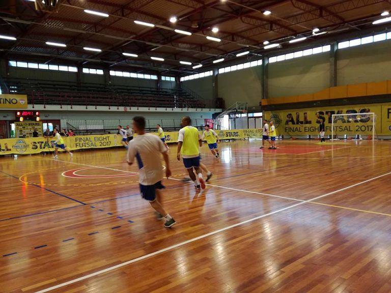 Calcio a 5, Acqua e Sapone pronta al Kaos per le Final Eight