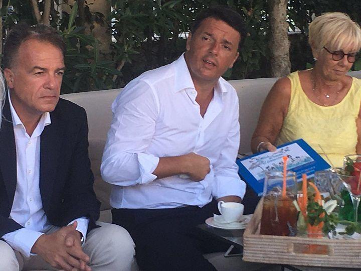 Turismo costiero, Renzi incontra i balneatori Cna