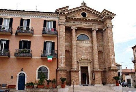 Terremoto, Torano Nuovo: chiusa la chiesa a scopo precauzionale