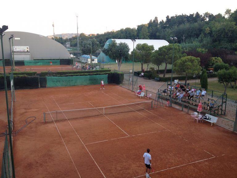 Roseto, record di partecipazione al Torneo Nazionale del Tennis Club FOTO