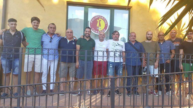 Polisportiva Torrese: presentato lo staff tecnico del settore giovanile