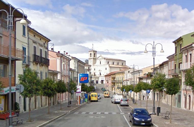 """Pescara, studenti di Architettura al lavoro per """"ripensare"""" Torricella Peligna"""