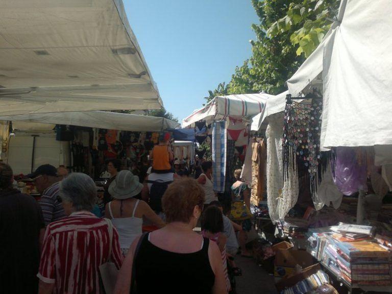 Roseto, mercato di Santa Lucia: in scadenza le domande per i posteggi