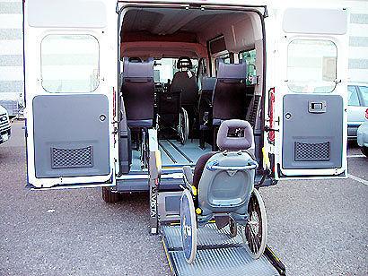 Teramo, Di Sabatino assicura il mantenimento del servizio di trasporto ai disabili