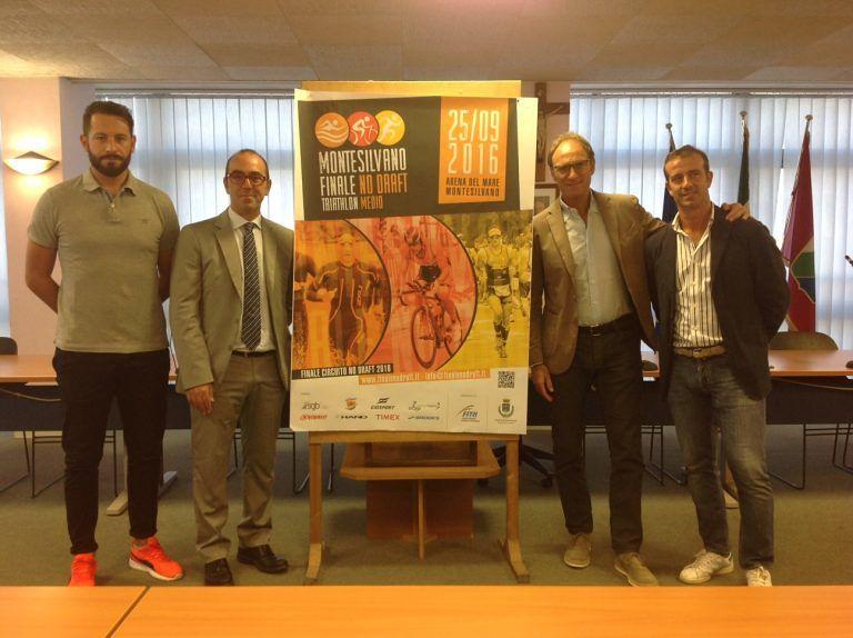 A Montesilvano la finale del campionato italiano di Triathlon