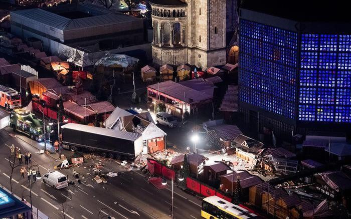 Attentato Berlino, turista rosetana salva per pochi minuti