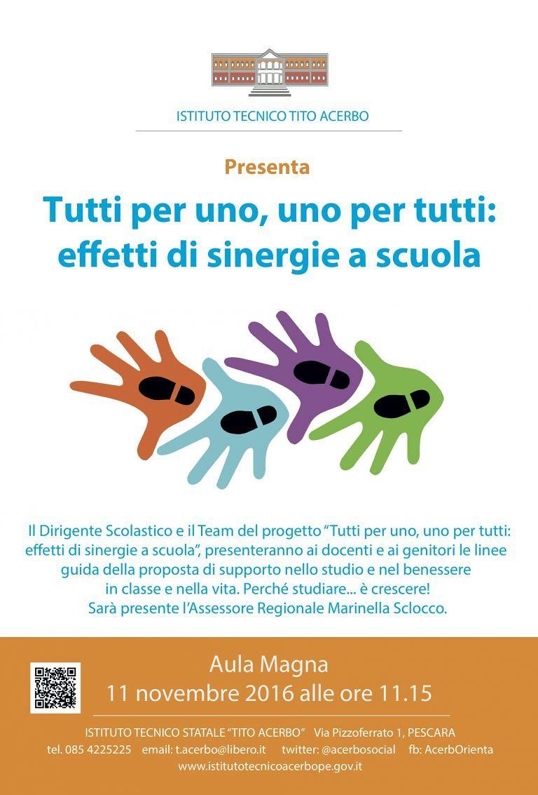 Pescara, difficoltà di apprendimento: il progetto dell'Istituto Acerbo