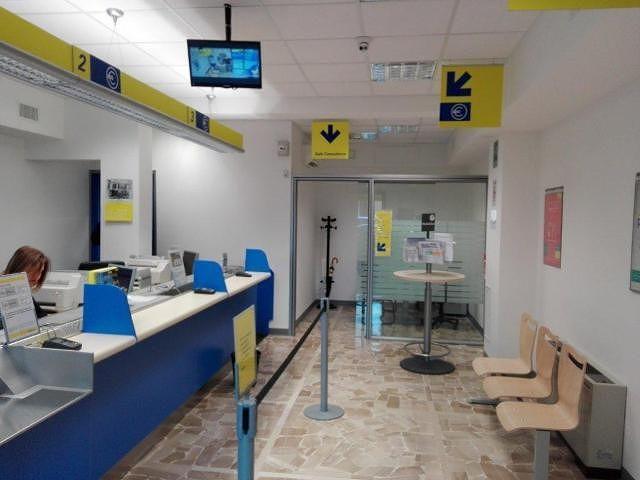 Tollo, lavori di manutenzione per l'ufficio postale
