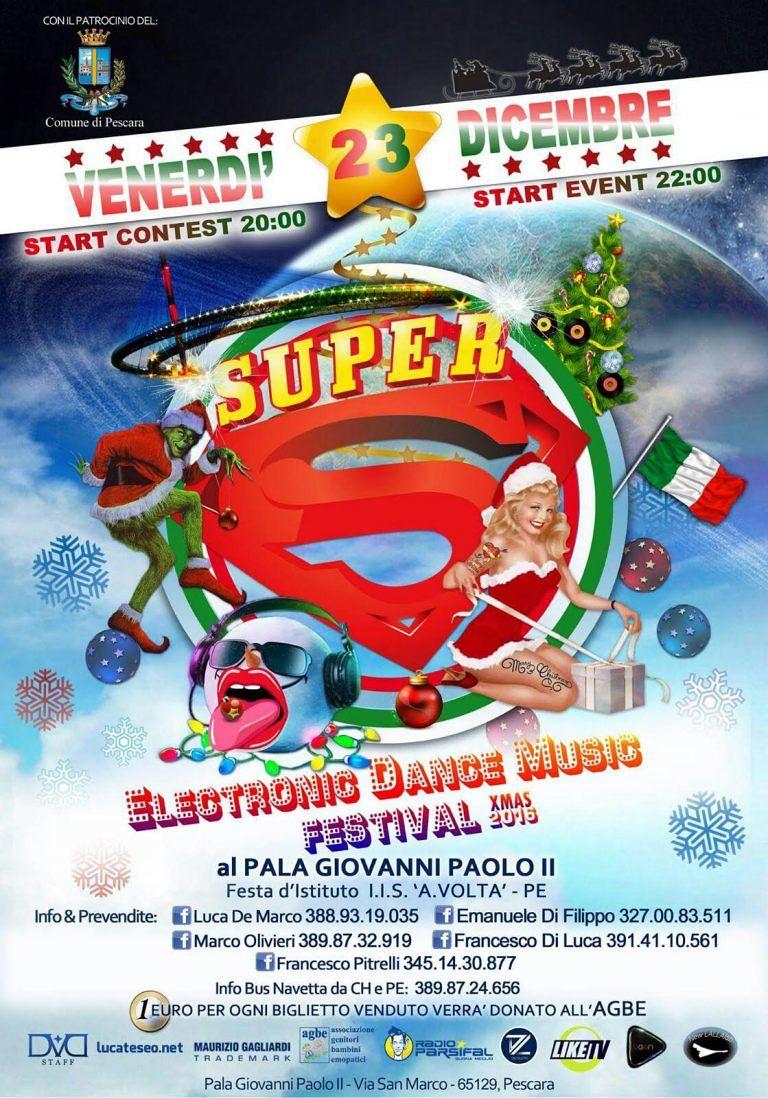 Pescara, al via il primo Festival dedicato all'Elettronica