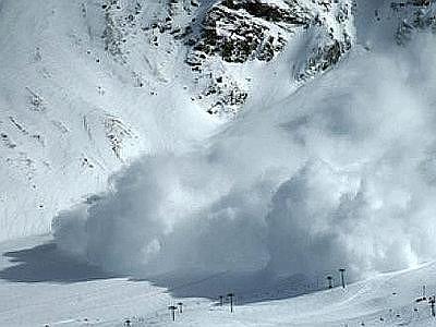 Rischio elevato di valanghe su tutta la montagna abruzzese