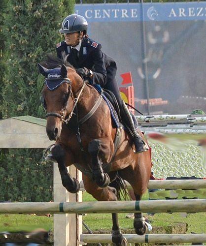 Equitazione, la marsicana Velia Angelini agli Europei di salto ostacoli veterani
