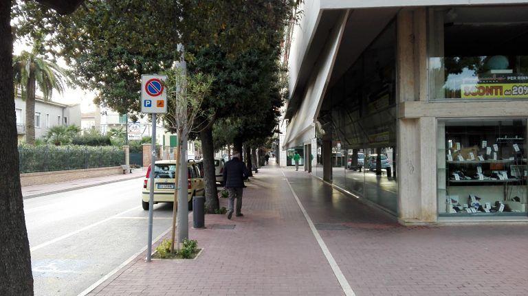 Giulianova, PD soddisfatto per lavori in centro e abbattimento barriere architettoniche