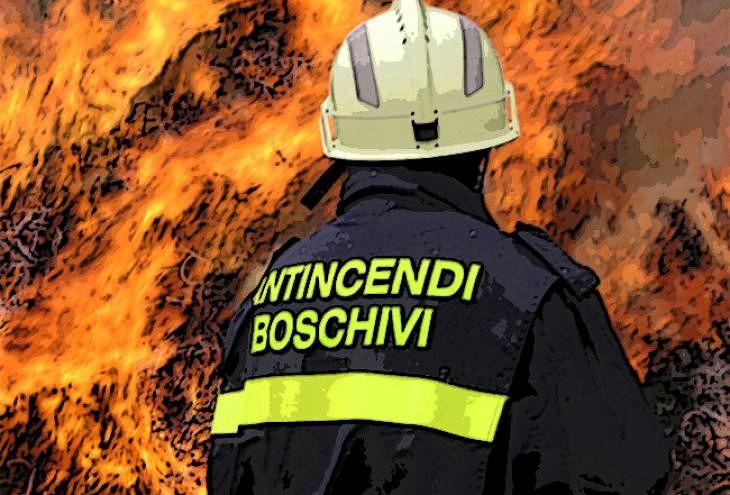 Abruzzo, Vigili del Fuoco in ogni provincia per contrastare gli incendi boschivi