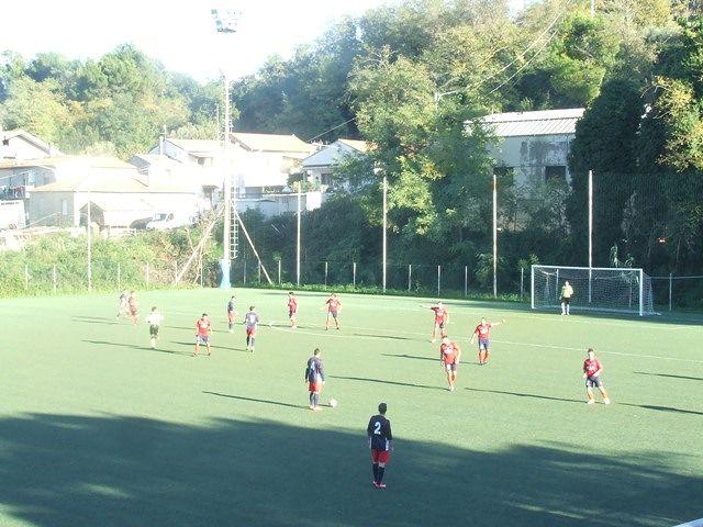 Villa 2015 – Raiano 4-2, i biancorossi si impongono in dieci VIDEO