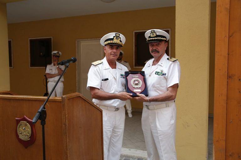 Il comandante generale della Guardia Costiera in visita a Pescara