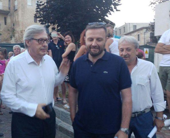 Miglianico, Adezio: 'Dopo il parere di Vittorio Sgarbi, non ci sono più motivi per ostacolare il riavvio dei lavori per il nuovo municipio'