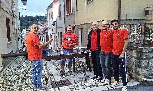 Palena, raccolti 2.700 euro per l'Ail Pescara-Teramo