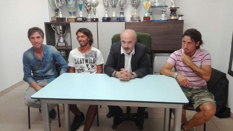 """Federico Del Grosso: """"Torno a Giulianova per vincere, al di là della categoria"""""""