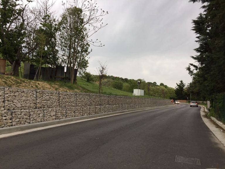 Pescara, lavori di manutenzione su via Prati