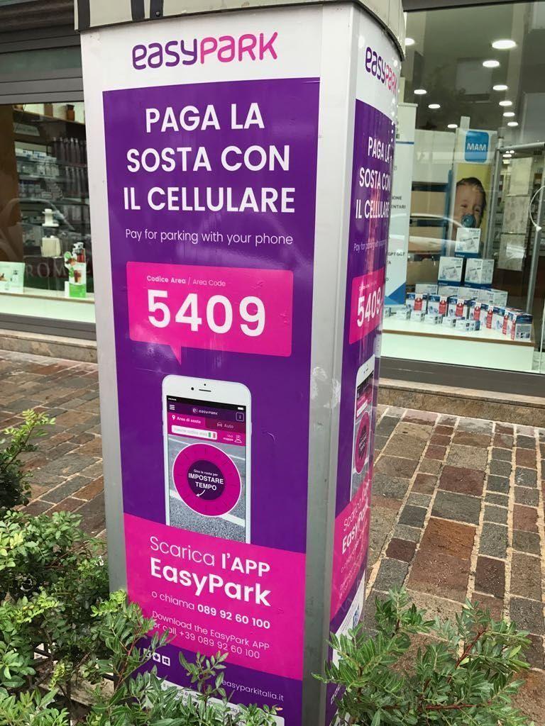 Pescara, l'App per pagare il parcheggio dal cellulare