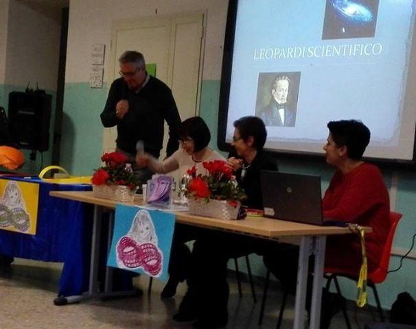 'Matematica e poesia', il workshop all'Istituto Comprensivo di Orsogna raccontato da un'alunna