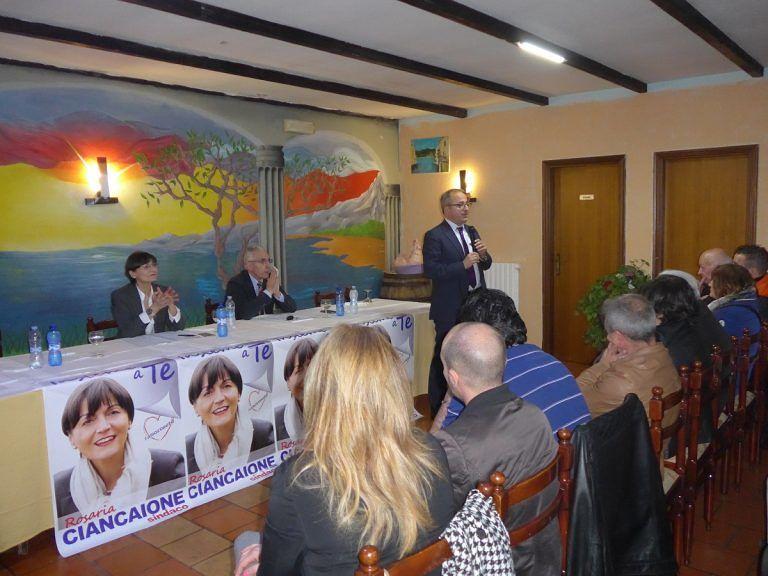 Elezioni Roseto, Cologna Spiaggia incontra Rosaria Ciancaione