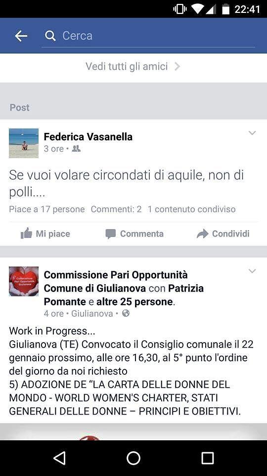 Giulianova, tensioni dopo l'apertura del PD alle opposizioni?