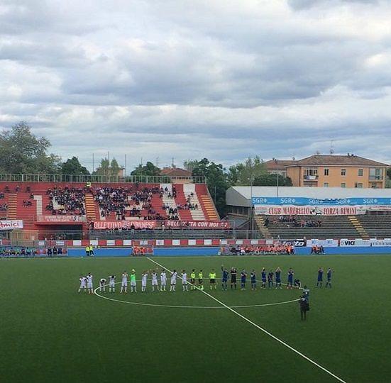 0-0 fra Rimini e L'Aquila, un brodino che serve a poco