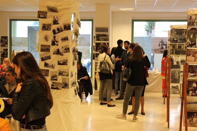 Alba Adriatica, mostra foto d'epoca: idea per renderla permanente
