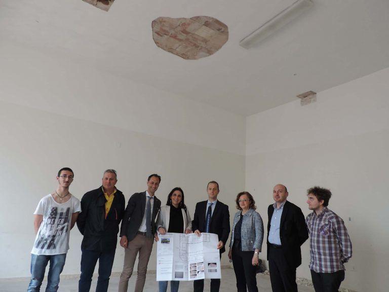 Pescara, Istituto Alberghiero: partono i lavori post-crollo