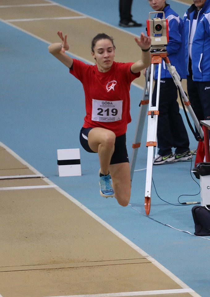 Atletica Leggera, giuliese terza ai Campionati Italiani Indoor