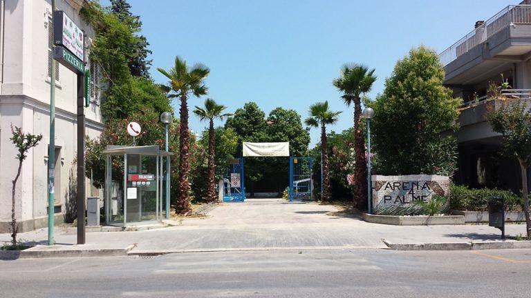 Roseto, il sindaco incontra i vertici di Rfi per definire l'acquisizione dell'Arena 4 Palme